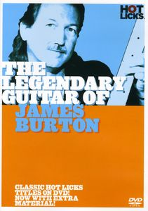 Legendary Guitar of James Burton