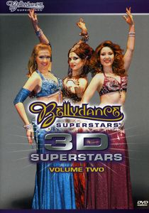 Bellydance Superstars: 3D Superstars: Volume 2