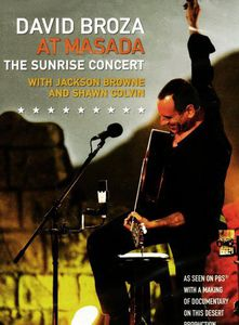 At Masada the Sunrise Concert with Jackson Browne