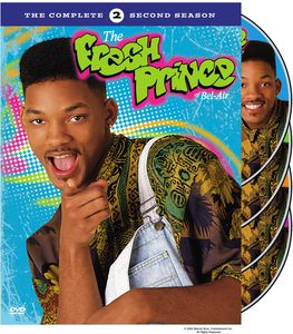 The Fresh Prince of Bel Air: The Complete Second Season