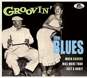 Groovin The Blues /  Various