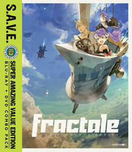 Fractale - The Complete Series - S.A.V.E.