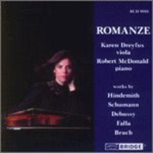 Romanze - Music for Viola & Piano