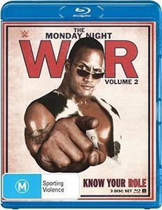Wwe: Monday Night War Vol 2 [Import]