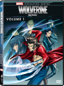 Marvel Wolverine: Animated Series, Vol. 1