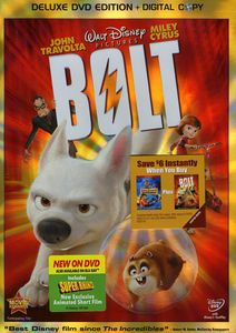 Bolt [Special Edition] [2 Discs] [Digital Copy]