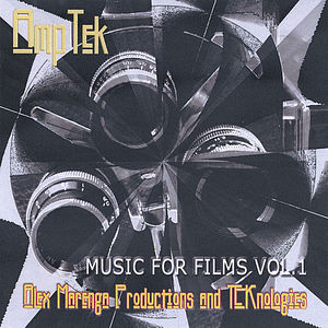 Vol. 1-Music for Films