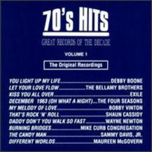70's Pop Hits 1 /  Various