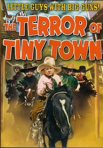 Terror Of Tiny Town [Black and White]
