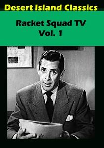 Racket Squad TV, Vol. 1