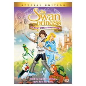 The Swan Princess: Mystery Of The Enchanted Treasure [Special Edition][Full Screen] [Animated]