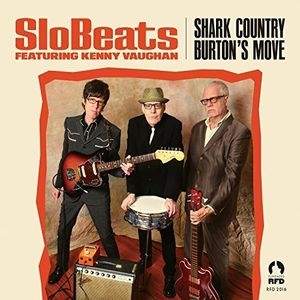 Shark Country /  Burton's Move