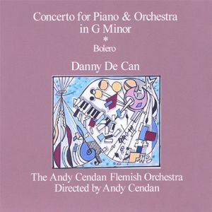 Concerto for Piano & Orchestra in G minor