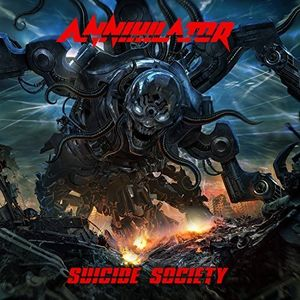 Suicide Society [Explicit Content]