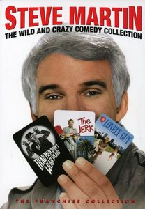 Steve Martin: The Wild and Crazy Comedy Collection