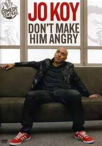 Don't Make Him Angry