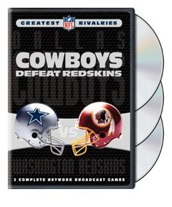 NFL's Greatest Rivalries: Dallas Vs Washington [5 Discs]