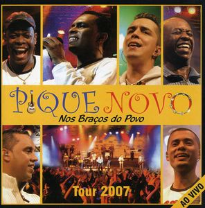 Nos Bracos Do Povo Ao Vivo [Import]