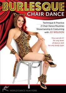 Burlesque Chair Dance