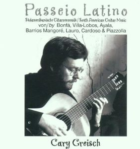 Passeio Latino: So Amer Guitar Music