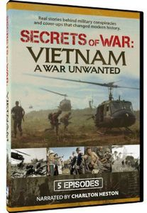 Secrets Of War: Vietnam - A War Unwanted