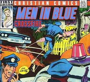 Men In Blue /  Crossfire Police Tribute Album