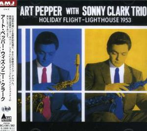 Holiday Flight-Light House Clark [Import]