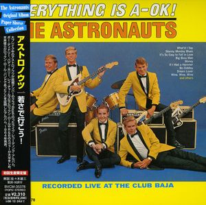 Everything Is A-Ok [Import]