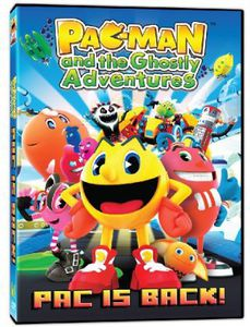 Pac-Man & the Ghostly Adventures-Pac Is Back
