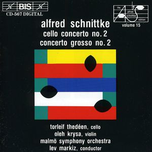 Concerto 2 for Cello & Orchestra 1989-90