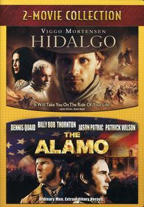 Hidalgo [2004]/ The Alamo [2004] [Double Feature] [2 Pack]