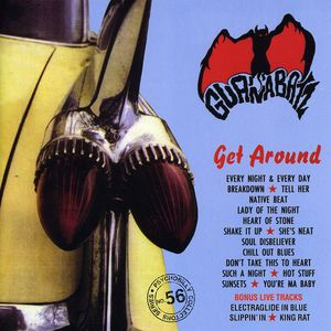 Get Around/ Shake It Up [Bonus Tracks] [Import]