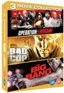 Cop Triple (Big Bang/ Bad Cop/ Operation: Endgame)