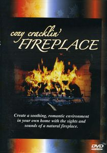 Cozy Cracklin' Fireplace