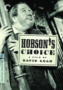 Criterion Collection: Hobson's Choice [Black and White]