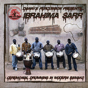 Ibrahima Sarr Danaya Percussion Presents