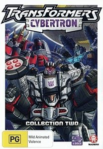 Transformers: Cybertron-Collection 2