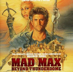 Mad Max-Beyond Thunderdome (Original Soundtrack) [Import]