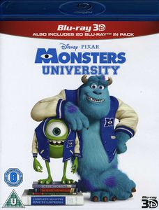 Monsters University (3D+2D)