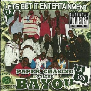 Paper Chasing on the Bayou /  Various