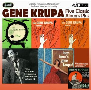 Sextet 1 2 3/ Hey Here's Krupa/ Trio Collates