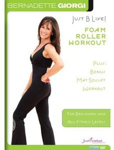 Just B Live - Foam Roller Core Workout With Bonus Mat Sculpt