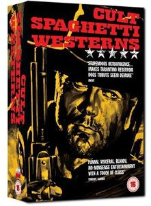 Cult Spaghetti Westerns-Box Set [Import]