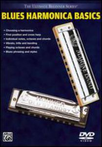 UBS: Blues Harmonica [Instructional]