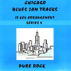 Chicago Blues Jam Tracks-Pure Rock