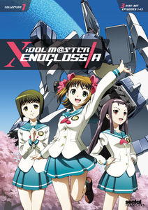 Idolmaster Xenoglossia: Collection 1