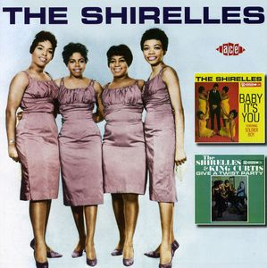 Baby It's You /  Shirelles & King Curtis Give Twist [Import]