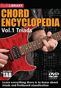 Chord Encyclopedia - Vol 1 Triads