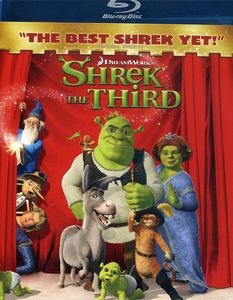 Shrek The Third [Widescreen] [Sensormatic]