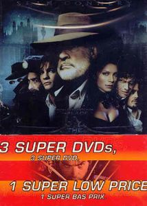 League of Extraordinary Gentlemen/ X-Men 2/ Daredive